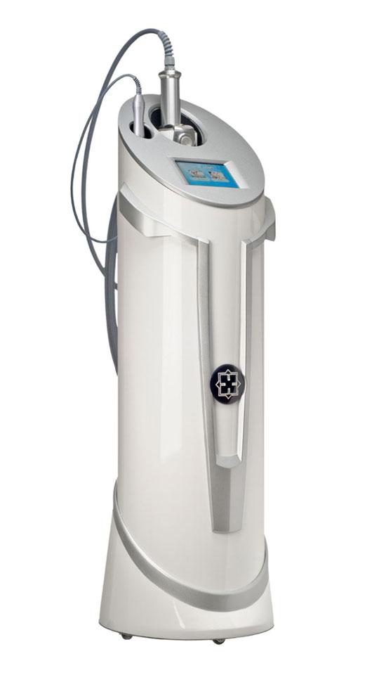Dispositivo aksensorall e manipoli per trattamento corpo e viso
